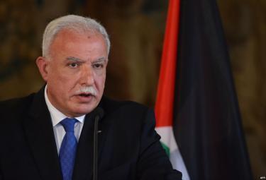 المالكي: نعمل على مواجهة القرار الأمريكي الذي يستهدف إدانة حركة حماس بالأمم المتحدة