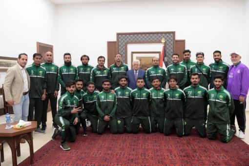 كأس آسيا: فلسطين تفوز على باكستان