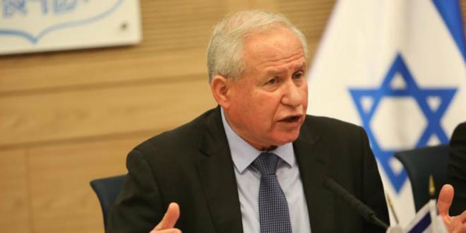 """""""ديختر"""" يكشف نوايا إسرائيلية مبطنة لغزة"""