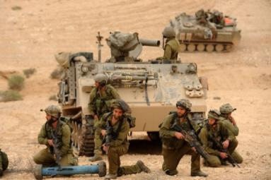 لواء إسرائيلي ينهي تدريبا على عملية عسكرية برية بقطاع غزة