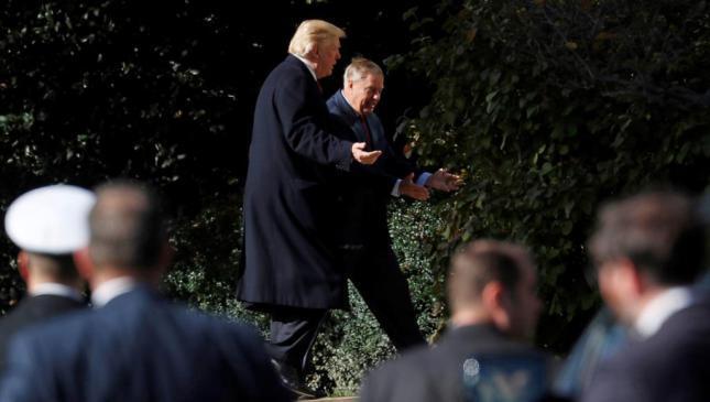 سيناتور أميركي: ترامب مستعد لإبطاء سحب القوات من سوريا