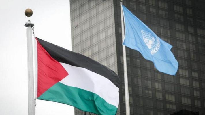 الأمم المتحدة وفلسطين