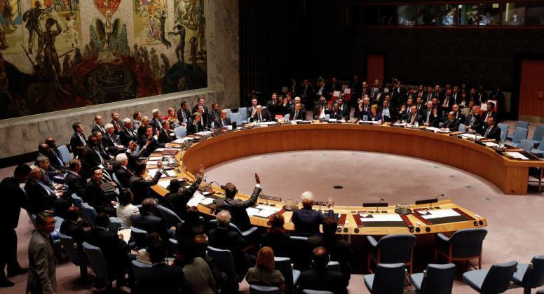 أمريكا تسعى لإدانة إيران بمجلس الأمن حول اليمن