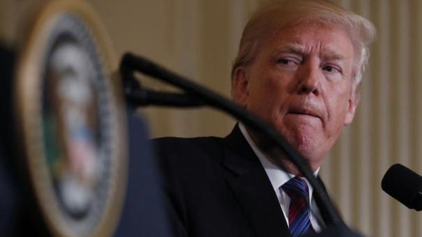 """ترامب يدافع عن قرار الانسحاب من سوريا: """"أوفيت بوعدي"""""""