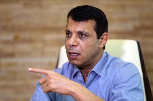 دحلان يتحدث عن المصالحة ويوجه رسالة إلى الرئيس أبومازن (فيديو)
