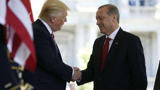 أردوغان يدعو ترامب لزيارة تركيا العام المقبل