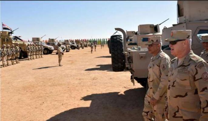 """من هو اللواء """"خالد مجاور"""" مدير المخابرات الحربية الجديد في مصر؟"""