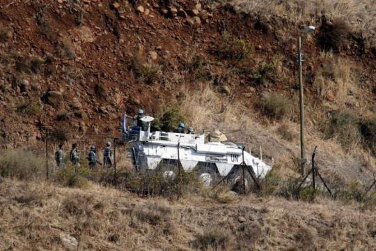 """اليونيفيل: نفق لـ """"حزب الله"""" يتخطى الخط الأزرق"""