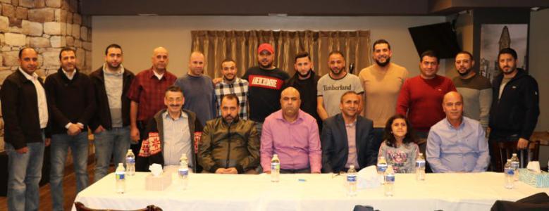 النادي الفلسطيني الأمريكي يعقد اجتماعه الأول في شيكاغو