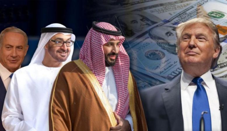 دور سعودي إماراتي إسرائيلي بانتخاب ترامب
