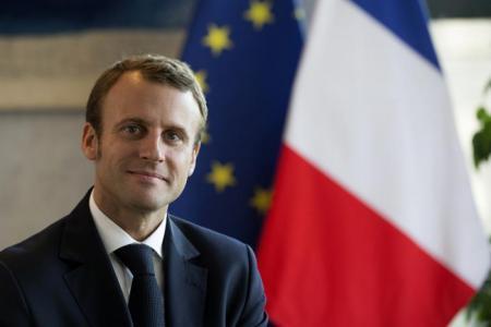 ماكرون: لا شيء يبرر أعمال العنف في باريس