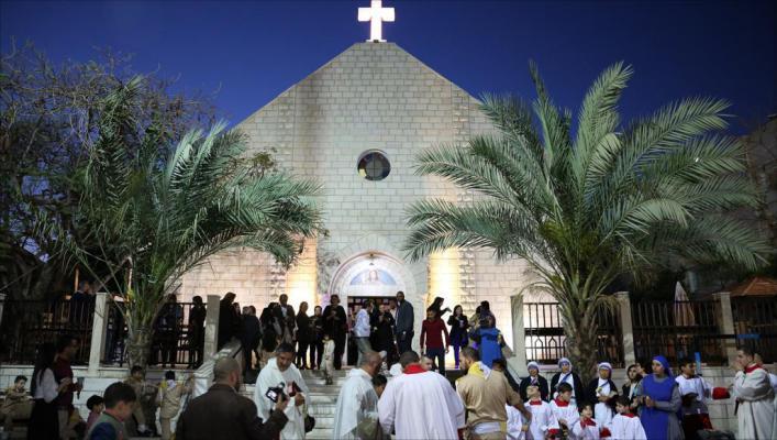 الاحتلال يمنع مسيحيي غزة من زيارة بيت لحم في أعياد الميلاد