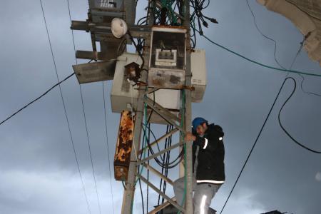 تنويه هام للمواطنين من شركة توزيع الكهرباء في قطاع غزة