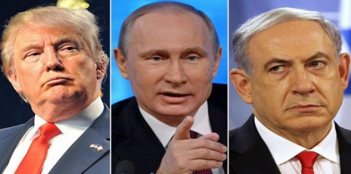 بوتين يرسل رسالتين لنتنياهو وترامب.. ماذا قال؟