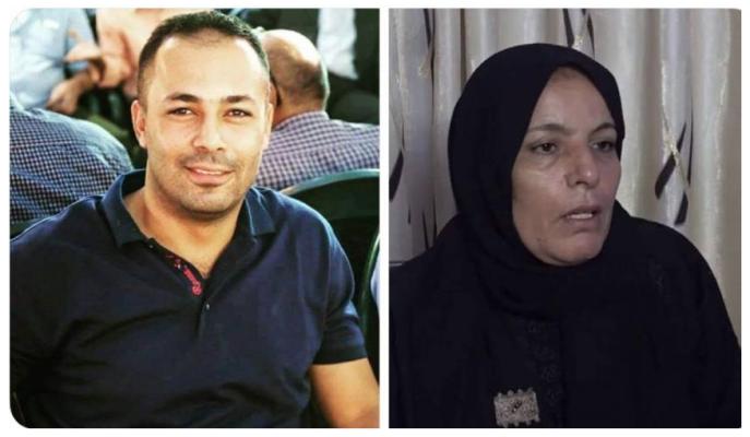 محكمة عوفر ترفض استئنافا للافراج عن والدة الشهيد نعالوة وشقيقه