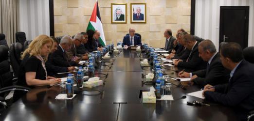 الحكومة تحمل اسرائيل مسؤولية التصعيد واراقة دماء المواطنين