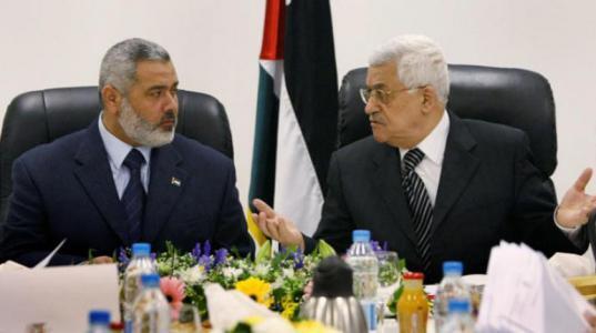 """حماس تعلق على اتصال الرئيس بهنية : """" ليس اتصالا عاديا """""""