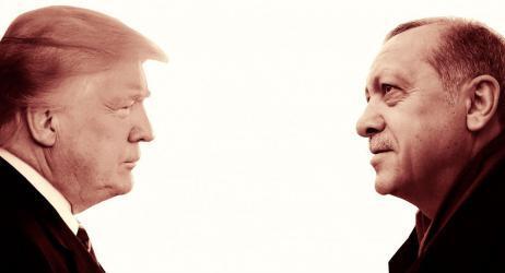 ترامب لإردوغان : سوريا كلها لك