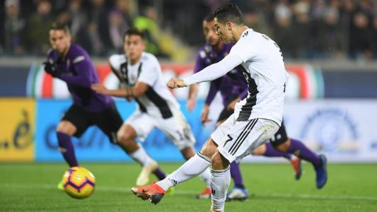شاهد ترتيب الدوري الإيطالي بعد فوز يوفنتوس على فيورنتينا