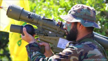 """موقع استخباراتي يكشف عن مفاجأة حزب الله الجديدة لـ""""إسرائيل"""""""