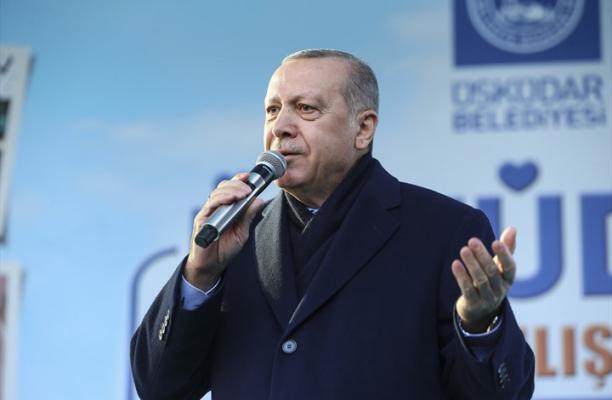 """أردوغان: ترامب رد بـ """"إيجابية"""" على عمليتنا شرق الفرات وستبدأ في أي لحظة"""