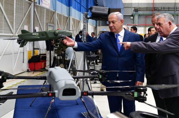 نتنياهو يكشف عن القوة الهجومية للجيش الاحتلال الإسرائيلي