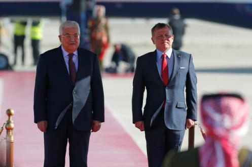 اليوم.. قمة فلسطينية أردنية بعمان واجتماع للقيادة عقب عودة الرئيس عباس