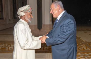 مسؤول فلسطيني يكشف ما قاله نتنياهو لقابوس في زيارته الأخيرة لعمان