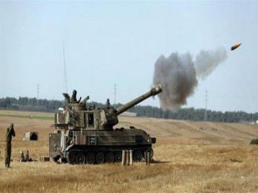 جيش الاحتلال يطلق النار تجاه نقطة رصد شرق غزة