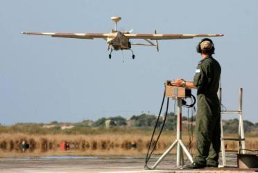الجيش الإسرائيلي يجري تدريبات أمنية في مطار حيفا