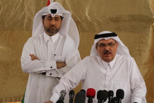 العمادي: المنحة القطرية ستصل غزة هذا الأسبوع