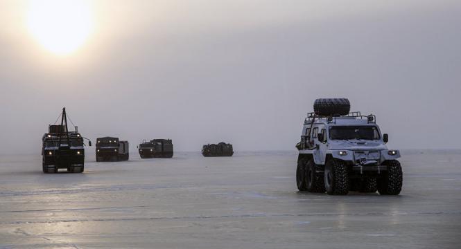 لعبة الحرب الباردة.. الولايات المتحدة تستعد لاختبار روسيا في القطب الشمالي