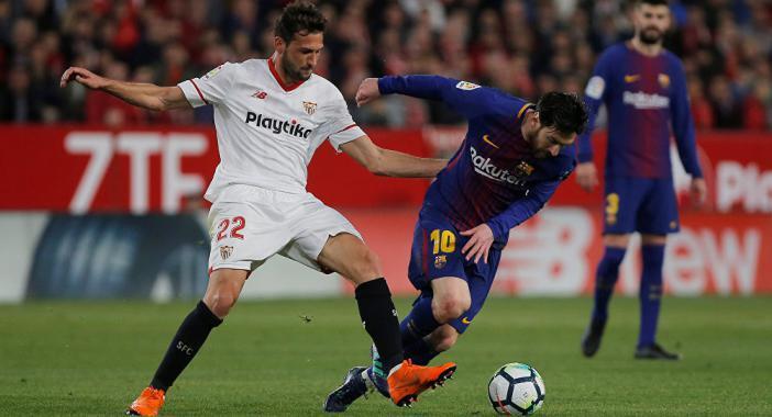 هل تكون مباراة برشلونة وإشبيلية الأخيرة لسيليسن مع البلوغرانا؟