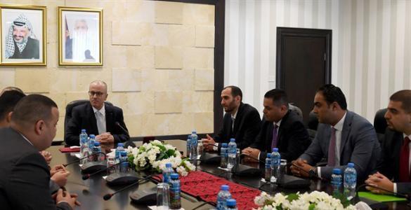 مجلس الوزراء: حماس تُصر على التدخل في عمل حكومة الوفاق الوطني