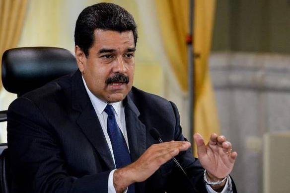 مادورو يتحدث عن محاولة الولايات المتحدة تنفيذ انقلاب في فنزويلا