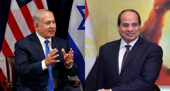 """تعرف على موعد اجتماع وزير الطاقة """"الإسرائيلي"""" مع السيسي"""