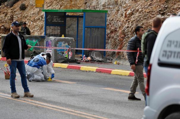 استشهاد مواطن بزعم محاولته تنفيذ عملية طعن في مستوطنة كريات أربع