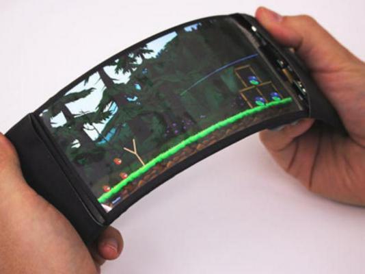 جهاز جديد قابل للطي قد يحدث ثورة في عالم الهواتف
