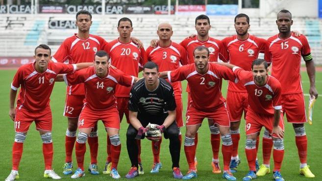 بماذا علق مدرب المنتخب الفلسطيني بعد مباراته مع الأردن