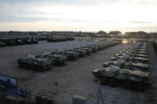 احتمال إقامة قاعدة عسكرية روسية في القارة الأفريقية