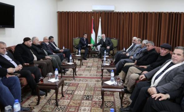 """حماس تكشف الملفات التي حملها الوفد المصري لـ """"رام الله"""""""