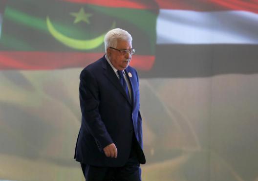 الرئيس عباس يعتذر عن حضور القمة العربية الاقتصادية في بيروت