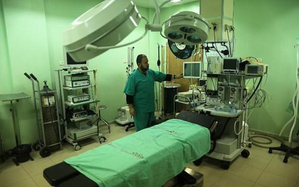 الصحة تعلن توقف العمليات المجدولة في مستشفى بيت حانون