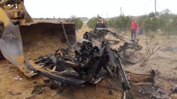 داخلية غزة تبث اعترافات لمتخابرين مع الاحتلال بعد عملية شرقي خانيونس