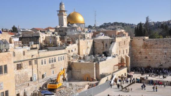 مطالبة للأمم المتحدة بالكشف عن الأنفاق أسفل القدس