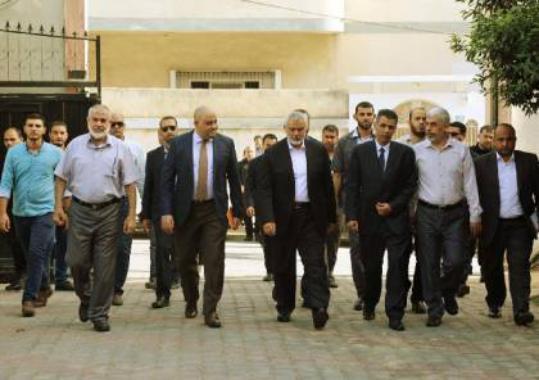 صحيفة عبرية تكشف سر زيارة الوفد الامني المصري إلى غزة