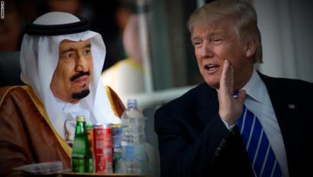 مسؤول سابق: ترامب قد يكون متورطا مع الرياض بجانب روسيا