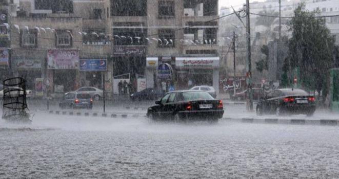 طقس اليوم: استمرار تأثر فلسطين بمنخفض جوي واحتمال تشكل الصقيع والانجماد