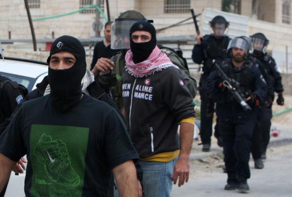 مستعربون يختطفون الشاب عبد القادر بني عودة من طوباس