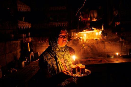 كهرباء غزة: مُعدل الطلب الآن هو الأعلى منذ بداية فصل الشتاء